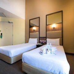 Отель Sentral Kuala Lumpur Малайзия, Куала-Лумпур - отзывы, цены и фото номеров - забронировать отель Sentral Kuala Lumpur онлайн комната для гостей фото 5