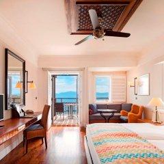 Kempinski Hotel Barbaros Bay комната для гостей фото 5