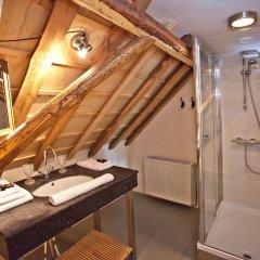 Отель Kasteel Sterkenburg ванная