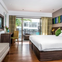 Отель Novotel Phuket Karon Beach Resort and Spa комната для гостей фото 4