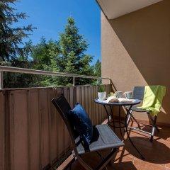 Апартаменты P&O Apartments Metro Imielin балкон