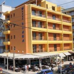 Diana Boutique Hotel вид на фасад фото 2