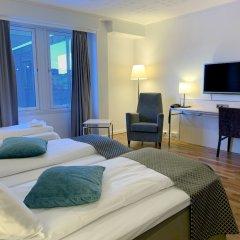 Quality Hotel Airport Vaernes комната для гостей фото 2
