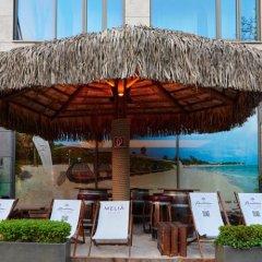 Отель Meliá Düsseldorf Германия, Дюссельдорф - 1 отзыв об отеле, цены и фото номеров - забронировать отель Meliá Düsseldorf онлайн бассейн фото 2