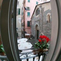 Отель Affittacamere La Citta Vecchia Генуя балкон
