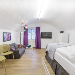 Отель APT - Stone Lodge Salzburg Зальцбург комната для гостей фото 4