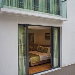 Отель Wame Suite балкон