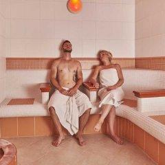 Отель Komorni Hurka Чехия, Хеб - отзывы, цены и фото номеров - забронировать отель Komorni Hurka онлайн сауна