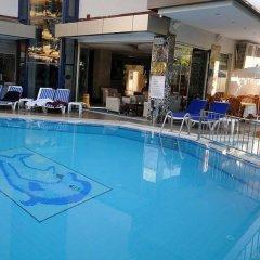 Отель Kleopatra Micador Аланья бассейн