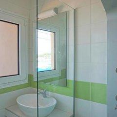 Angelos Hotel Ситония ванная фото 2
