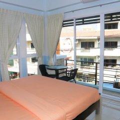 Отель Sooi-Tee Guest House балкон