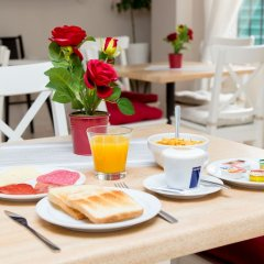 Hotel Hostal Marbella питание фото 2