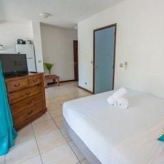 Отель Ninamu Lodge Французская Полинезия, Бора-Бора - отзывы, цены и фото номеров - забронировать отель Ninamu Lodge онлайн комната для гостей фото 2