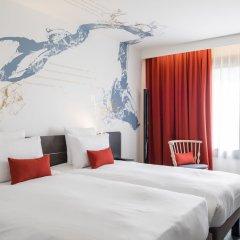 Отель Novotel Paris Les Halles комната для гостей фото 7