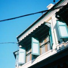 Отель 1905 Heritage Corner Бангкок приотельная территория
