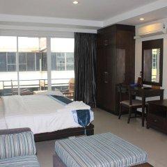 Отель Sooksabai Jomtien Beach Таиланд, Паттайя - отзывы, цены и фото номеров - забронировать отель Sooksabai Jomtien Beach онлайн комната для гостей фото 2