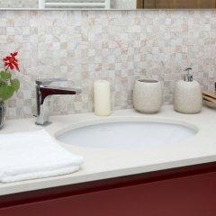 Отель Palazzina di Villa Valmarana Италия, Виченца - отзывы, цены и фото номеров - забронировать отель Palazzina di Villa Valmarana онлайн ванная фото 2