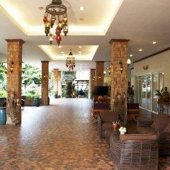 Sailom Hotel Hua Hin интерьер отеля