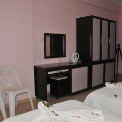 Tolay Hotel Турция, Олудениз - отзывы, цены и фото номеров - забронировать отель Tolay Hotel онлайн удобства в номере фото 2