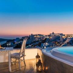 Отель Andronis Luxury Suites бассейн
