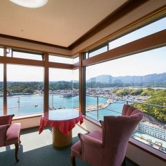 Hotel Urashima Кусимото балкон