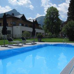 Hotel Stroblerhof бассейн