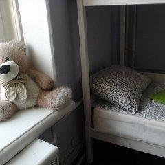Hostel DomZhur комната для гостей