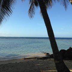 Отель Te Ora Hau Ecolodge пляж фото 2