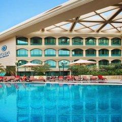 Отель Roda Al Bustan ОАЭ, Дубай - 2 отзыва об отеле, цены и фото номеров - забронировать отель Roda Al Bustan онлайн бассейн фото 3