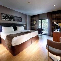 Отель Eurostars Das Letras комната для гостей фото 5
