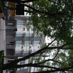 Отель HOMFOR Мехико балкон