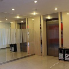 Отель Liwan Lake Garden Inn сауна