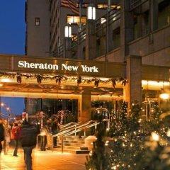 Отель Sheraton New York Times Square США, Нью-Йорк - 1 отзыв об отеле, цены и фото номеров - забронировать отель Sheraton New York Times Square онлайн фото 2