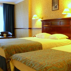 Topkapi Inter Istanbul Hotel комната для гостей