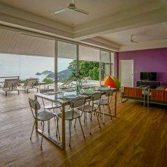 Отель Naroua Villas Таиланд, Остров Тау - отзывы, цены и фото номеров - забронировать отель Naroua Villas онлайн комната для гостей фото 2