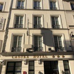 Отель Castex Hotel Франция, Париж - отзывы, цены и фото номеров - забронировать отель Castex Hotel онлайн вид на фасад фото 2