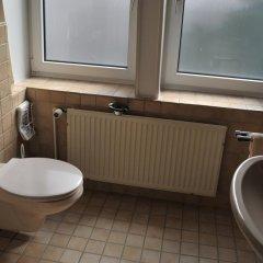 Отель Lessing-Hof Германия, Брауншвейг - отзывы, цены и фото номеров - забронировать отель Lessing-Hof онлайн ванная фото 2