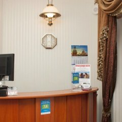 Гостиница Попов интерьер отеля фото 2