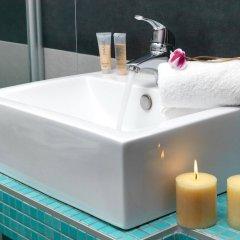 Отель Villa Valvis Греция, Остров Санторини - отзывы, цены и фото номеров - забронировать отель Villa Valvis онлайн ванная