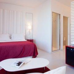 Hotel Porta Fira 4* Sup 4* Стандартный номер с различными типами кроватей фото 25