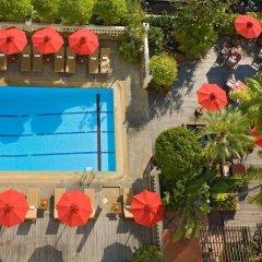 Boulevard Hotel Bangkok Бангкок бассейн фото 2