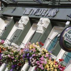 Отель Best Western London Highbury балкон