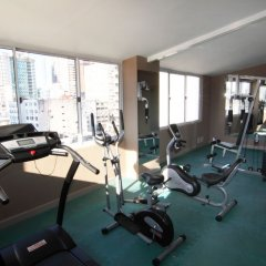 Galerias Hotel фитнесс-зал фото 4