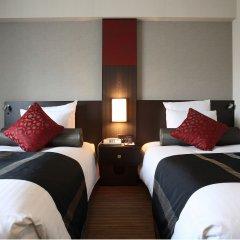 Отель Ana Crowne Plaza Fukuoka Хаката комната для гостей