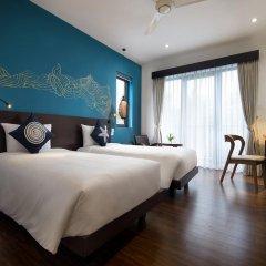 Отель The Blue Alcove Хойан комната для гостей