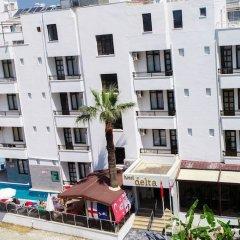 Delta Altinkum Турция, Алтинкум - 1 отзыв об отеле, цены и фото номеров - забронировать отель Delta Altinkum онлайн балкон