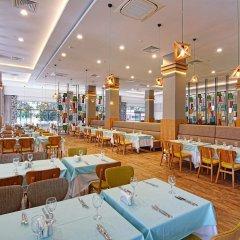 Отель Dosinia Luxury Resort - All Inclusive питание