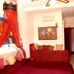 Kiniras Traditional Hotel & Restaurant комната для гостей фото 3