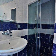 Отель White House Family Hotel Болгария, Балчик - отзывы, цены и фото номеров - забронировать отель White House Family Hotel онлайн ванная