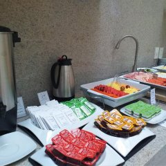 Отель Providencia 848 WTC Мехико ресторан